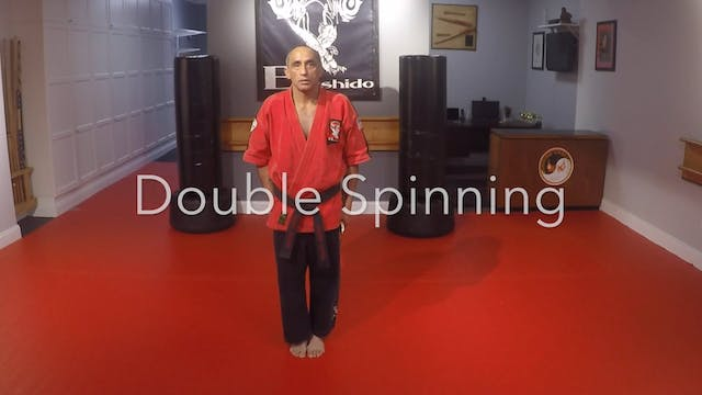 30-Green Belt Nunchaku Drills