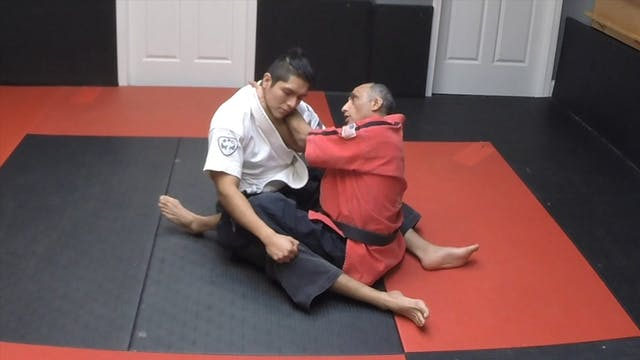 22-Yellow Belt Grappling
