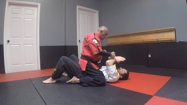 35-Red Belt Grappling