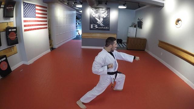 White Belt Form
