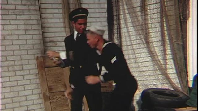 Sassy Seaman & The Officer