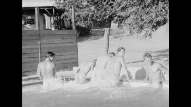 Five Athletes at Hemet