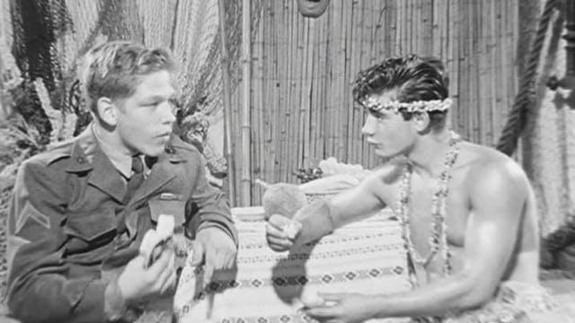Marine & The Polynesian