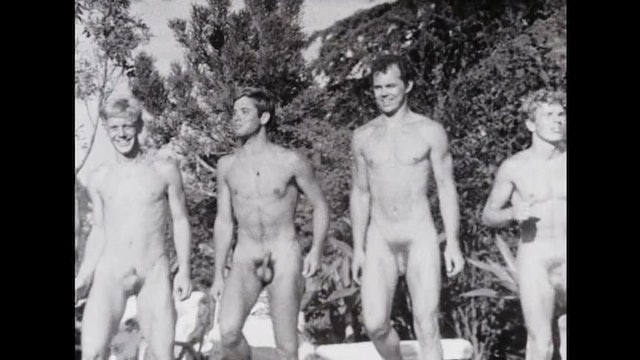 Group Nudes @ Bill Barrecky's House