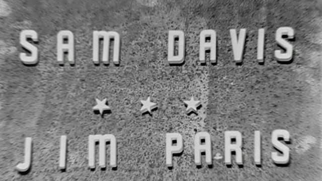 Sam Davis & Jim Paris