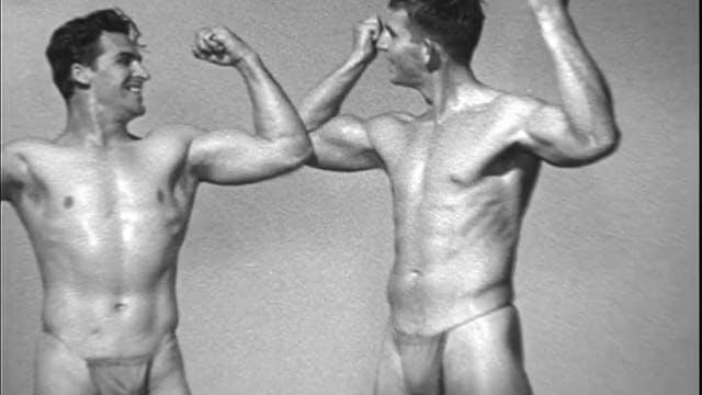 Buck Walker and Ron Fischer