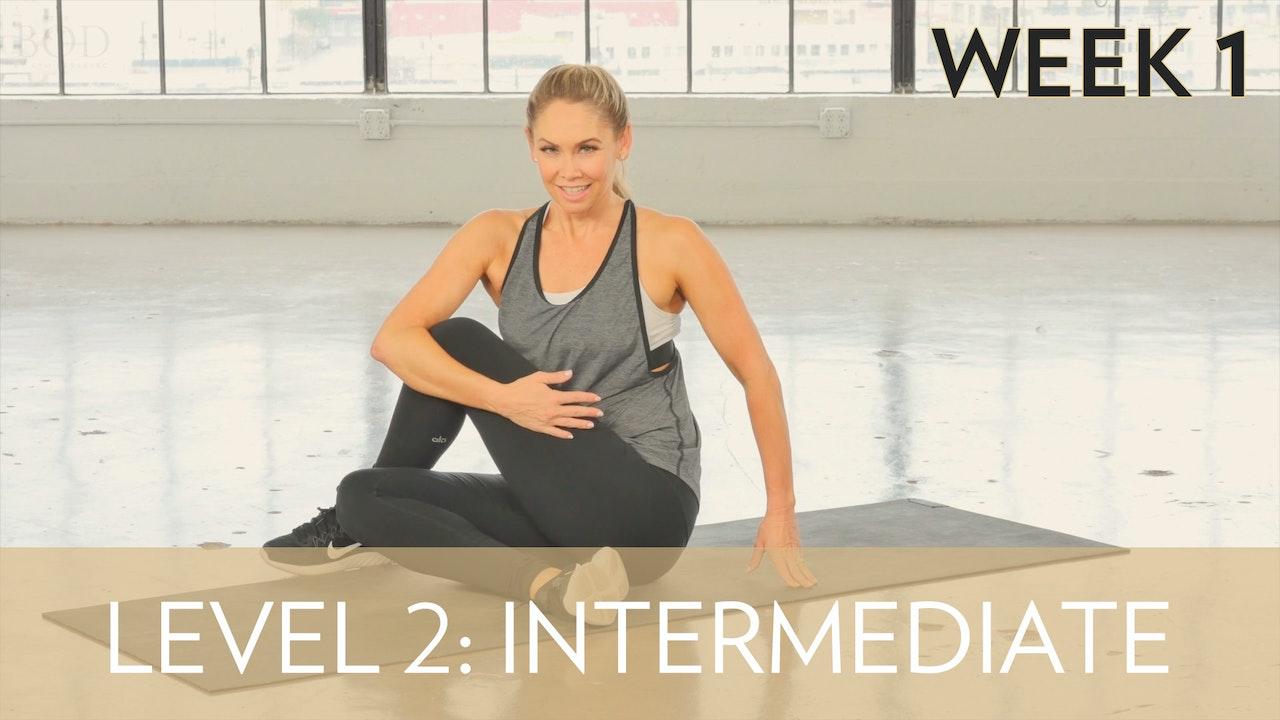 Intermediate - Week 1