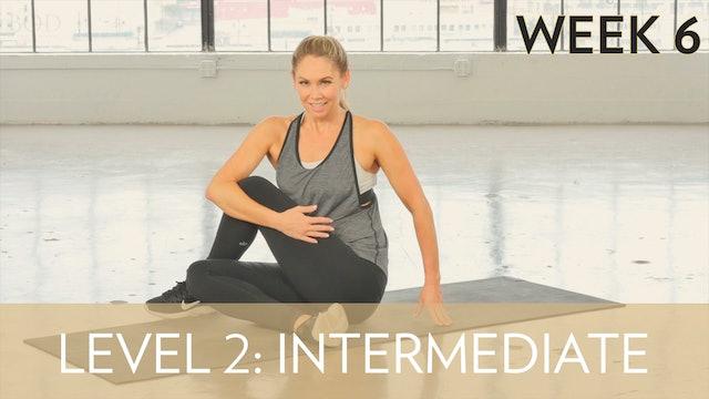 Intermediate - Week 6