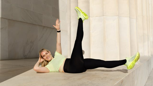 Your Best Abs and Legs | Zero Equipme...