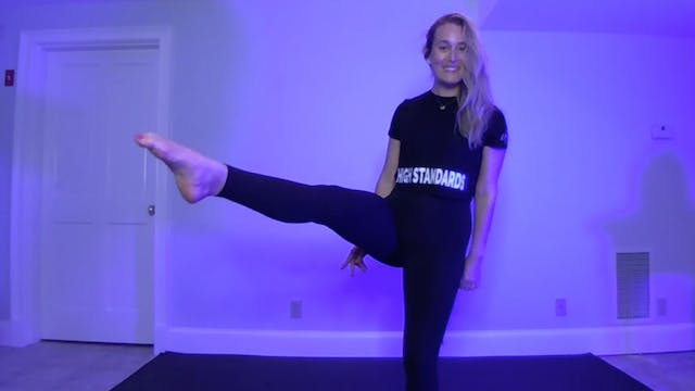 Your Best ABS AND LEGS | Low Impact and HAPPY Songs