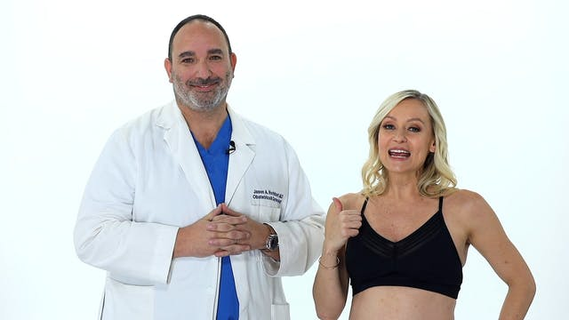 BABY BY SIMONE :: Intro with OBGYN Dr Rothbart