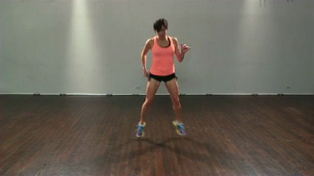 CARDIO BREAKDOWN : Hopscotch