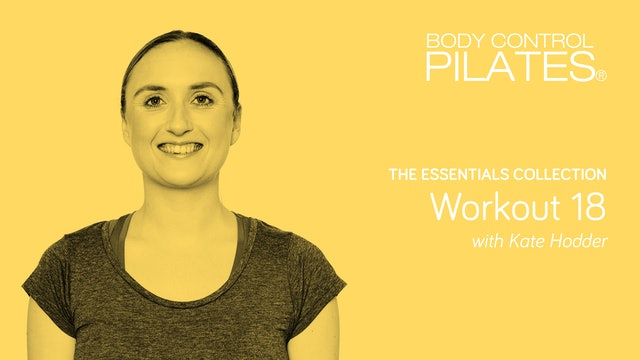 Essentials Collection: Workout 18
