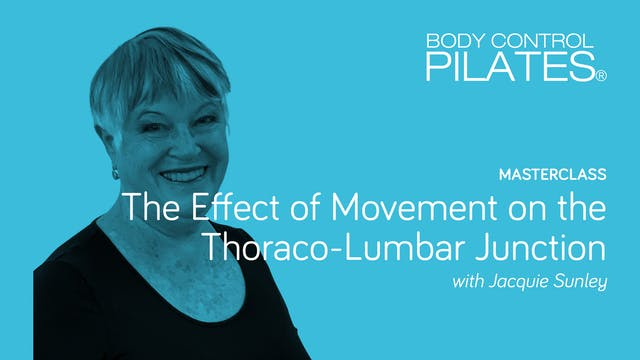 Masterclass: The Effect of Movement o...