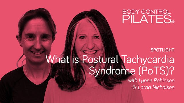 Spotlights: What is Postural Tachycardia Syndrome (PoTS)?