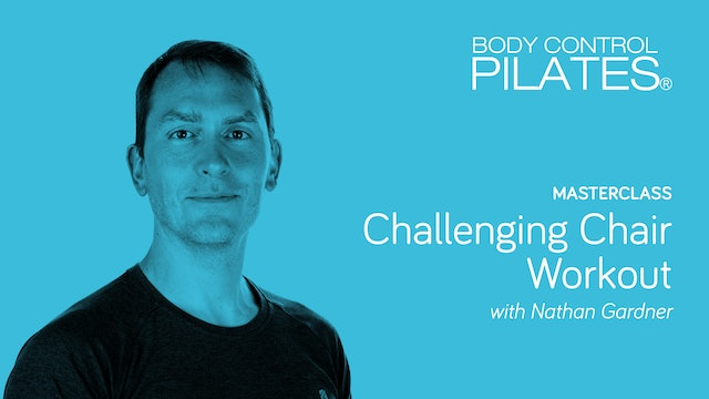 Masterclass: Challenging Chair Workout