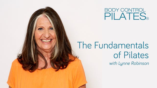 The Fundamentals of Pilates