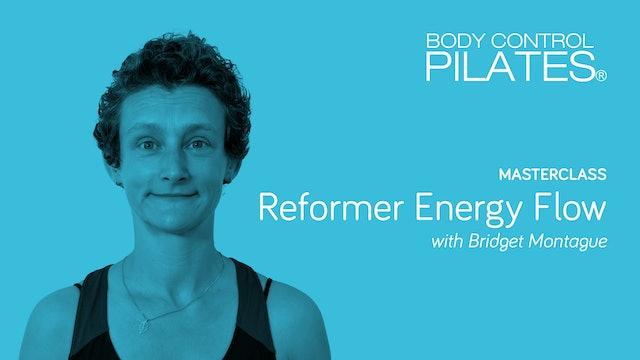 Masterclass: Reformer Energy Flow with Bridget Montague