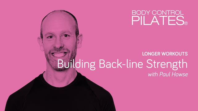 Longer Workout: Building Back-line St...