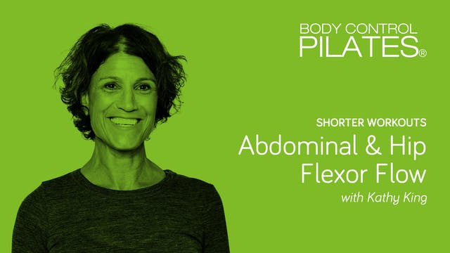 Short Workout: Abdominal and Hip Flex...