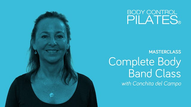 Masterclass: Complete Body Band Class...