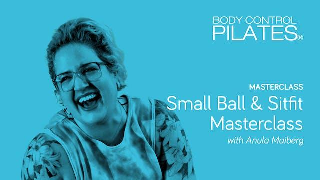 Masterclass: Small Ball & Sitfit Mast...