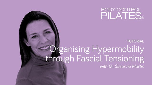 Tutorial: Organising Hypermobility th...