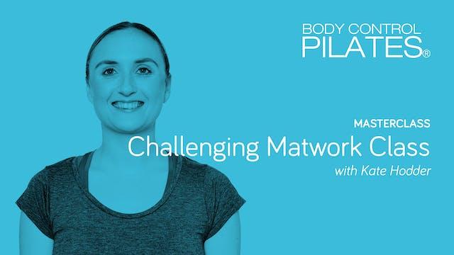 Masterclass: Challenging Matwork Clas...