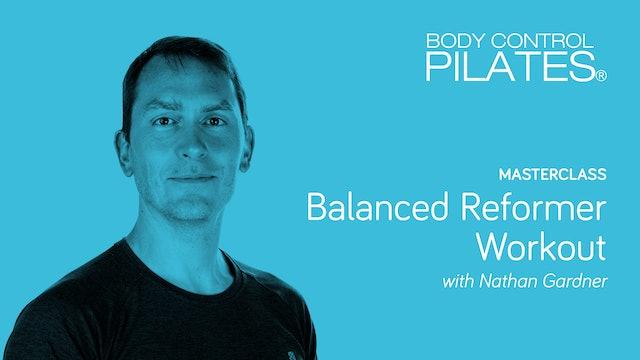 Masterclass: Balanced Reformer Workout