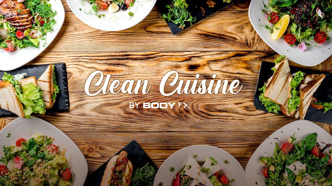 Clean Cuisine eBook