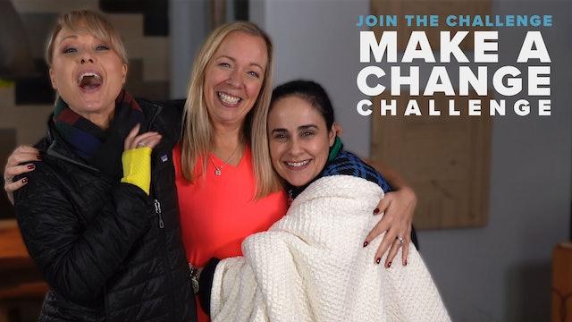 Make A Change Challenge