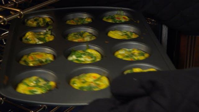 Clean Cuisine: Egg Muffins
