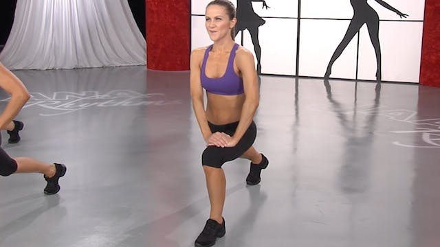 Toning Rhythms Lower Body