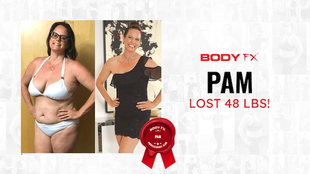 Pam Lost 48 LBS!