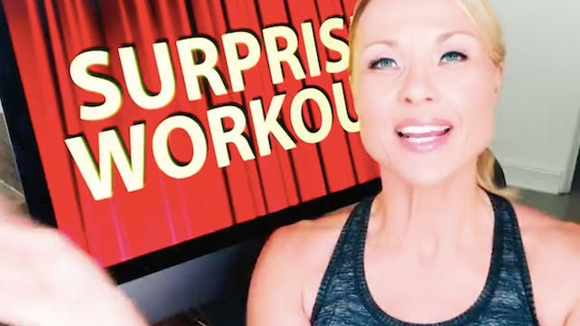 Surprise Workout 03