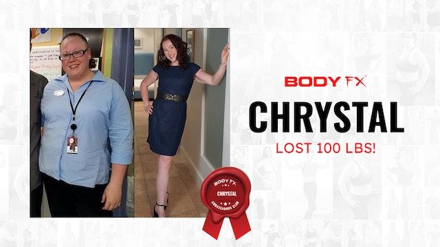 Chrystal Lost 100 LBS!