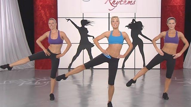 Jaana Rhythms Express: Toning Paso Lower Body