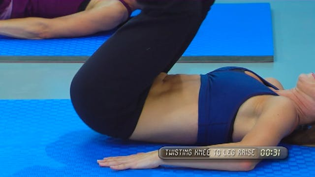 6 Minute Body : 1 Minute Abs Floor