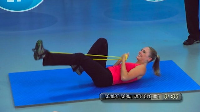 6 Minute Body : 6 Minute Sculpt Core Floor