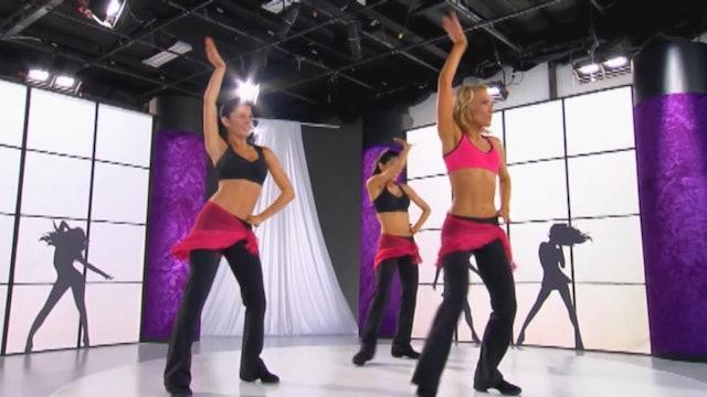 Belly Dance Drill 2
