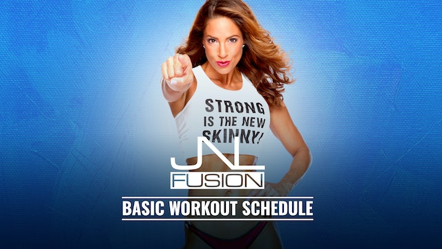 JNL Fusion Basic Schedule