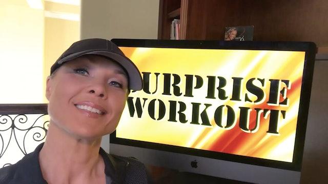 Surprise Workout 04
