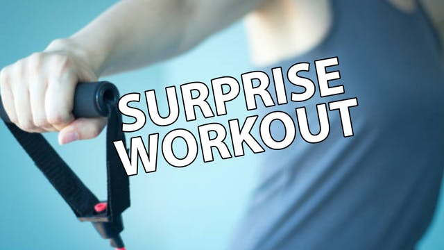 Challenge Workouts: Surprise Workout 06