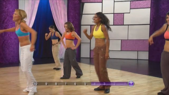 Jaana Rhythms Express: Hip Hop Drill 3