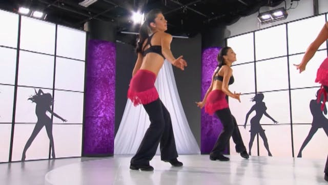 E-Xtreme: Belly Dance Cool Down