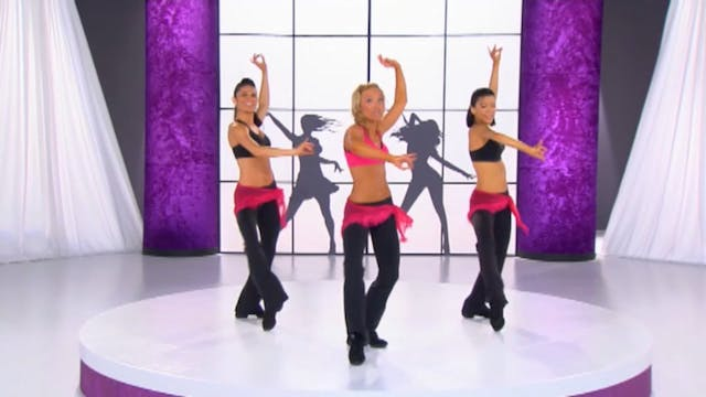E-Xtreme: Belly Dance Drill 1