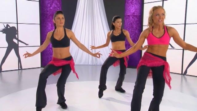 Jaana Rhythms Express: Belly Dance Warm Up