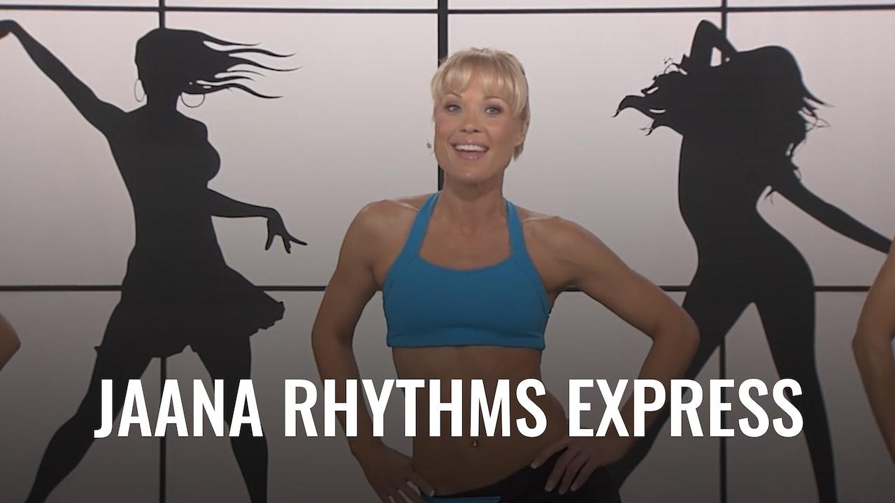 Jaana Rhythms Express