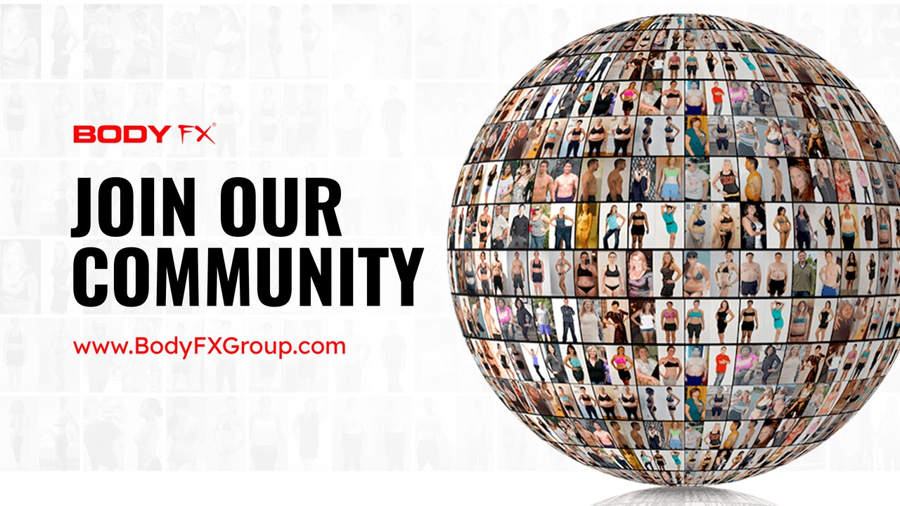 Join Our Community At BodyFxGroup.com