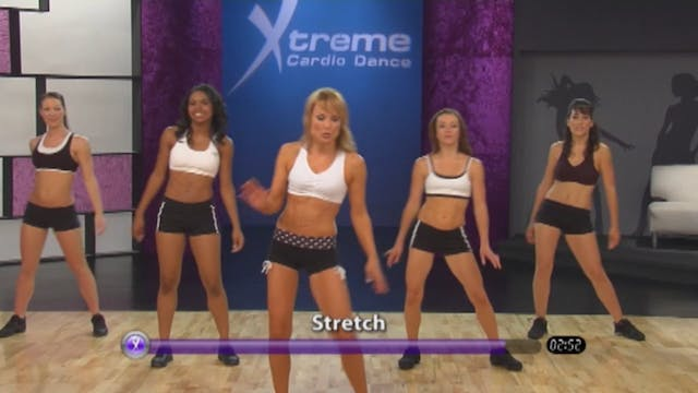 E-Xtreme: Sexy Sculpt Stretch